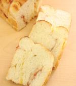 ジャム食パン
