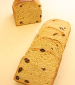 黒糖ぶどうパン