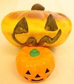 ランタンかぼちゃのパン