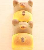 どうぶつのちぎりパン