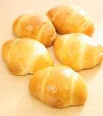 バターロール(ホシノ丹沢天然酵母)