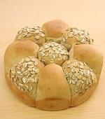 麦こがしのちぎりパン
