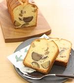 栗と和三盆のパウンドケーキ