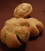 いちじくと胚芽のパン