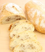 スペルト小麦のパンペイザン