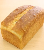 生クリームパン(ホシノ丹沢天然酵母)