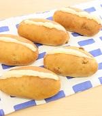 練乳クリームパン