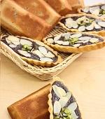 焼き菓子2種類『マロンフィナンシェ&チョコタルト』