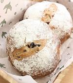 4種のベリーパン