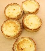 ベイクドチーズパン