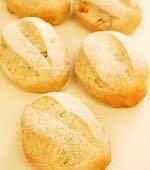 バナナとクルミのパン