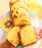 パイナップルのパウンドケーキ