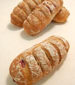 ブルーベリーとくるみのパン