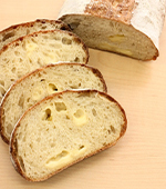 チーズクッペ(あこ天然酵母)