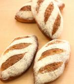 モラセスのパン