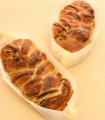 海藻塩バターパン